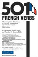 501 French Verbs 5th Edition